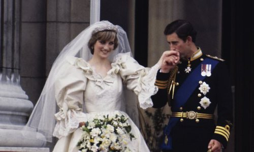 Everything you need to know about Princess Diana's wedding gown