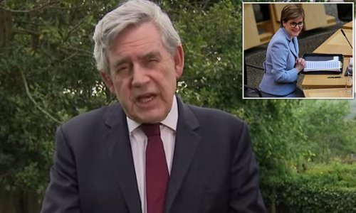 Gordon Brown: Scottish independence could cause '50 years of conflict'
