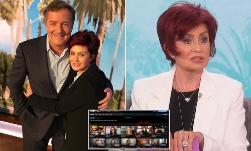 CBS is accused of 'exploiting Sharon Osbourne controversy for ratings'