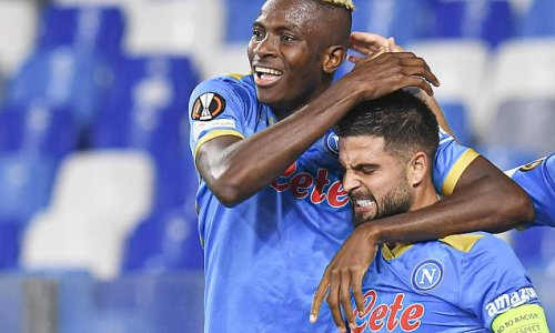 EUROPA LEAGUE ROUND-UP: Insigne's ROCKET inspires Napoli win