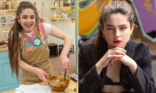 GBBO vegan star models for agency that promotes 'sustainable fashion'