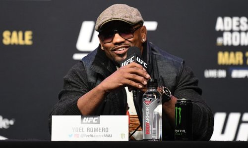 Yoel Romero claims Jake Paul's team are 'finding him easy fights'