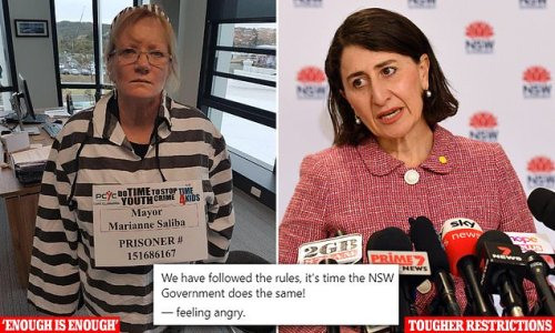 Shellharbour mayor blasts NSW Premier for leaving area in lockdown