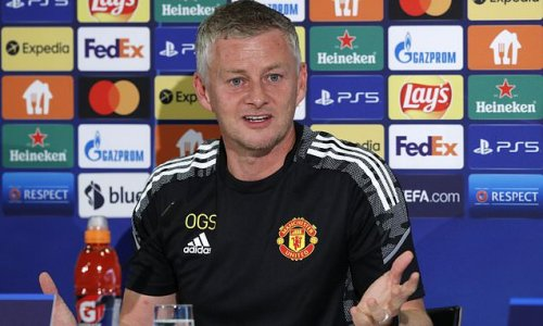 Solskjaer insists the pressure of managing Man United is a 'privilege'