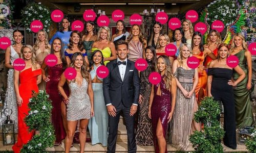 Bachelor 2021: ALL the ladies competing to win Jimmy Nicholson's heart