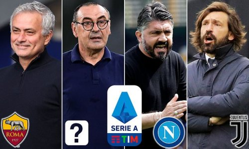 Jose's move to Roma could cause a managerial merry go round in Italy