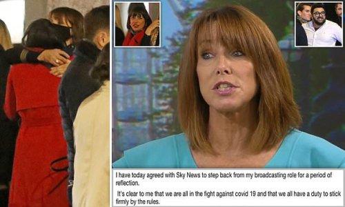 Fury among Sky News staff at 'mild rebuke' for Kay Burley