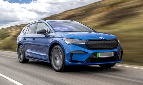 Skoda a contender for unbeatable value and style, says RAY MASSEY