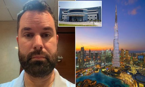 American facing jail in Dubai for smoking weed before he even arrived