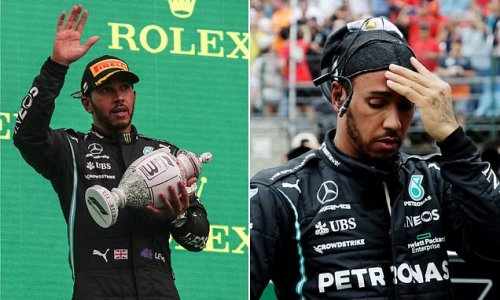Hamilton fears Long Covid after struggling with dizziness in Hungary