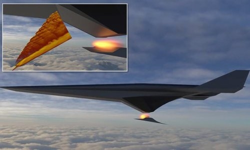 New propulsion system could enable jets to reach speeds up to Mach 17