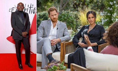 TALK OF THE TOWN: Meghan's texts with Vogue boss during Oprah