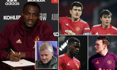 What does Eric Bailly's new deal mean for Manchester United's defence?
