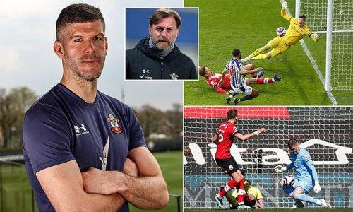 Fraser Forster has bounced back from 'horrendously hard days'