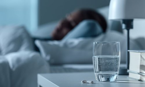 Sleeping pills DON'T work as a long-term cure for insomnia