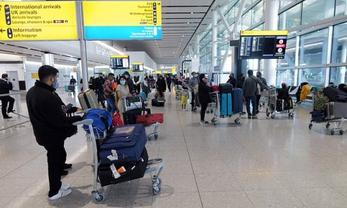 LITTLEJOHN: Seven hrs to clear Heathrow? It's bordering on ridiculous