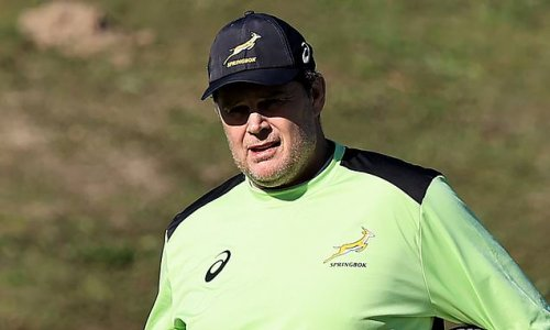 SIR CLIVE WOODWARD: Rassie Erasmus is a distraction for South Africa