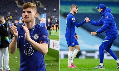 Thomas Tuchel has 'decided Timo Werner will NOT be leaving Chelsea