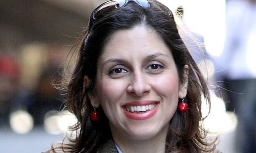 Nazanin Zaghari-Ratcliffe LOSES latest appeal sentence in Iran