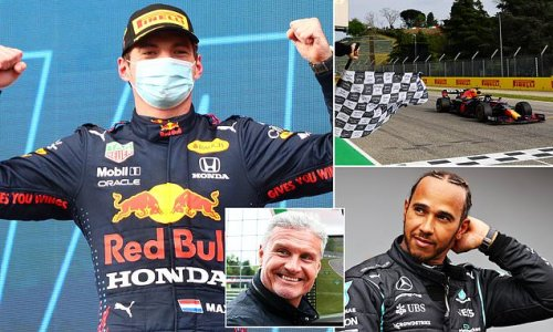 David Coulthard believes 'only the racing gods' can deny Verstappen