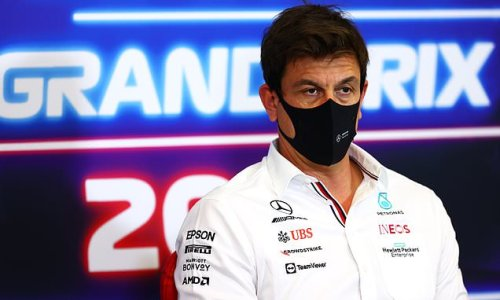 Mercedes' engines are 'hanging on for dear life', Toto Wolff admits