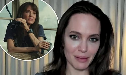 Angelina Jolie on the 'challenges' of her film Those Who Wish Me Dead
