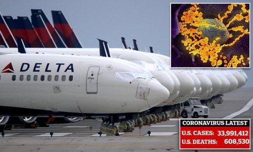Delta Air Lines execs 'grumbling' Indian COVID-19 strain has same name