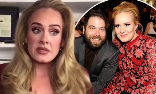 Adele admits divorce from Simon Konecki was 'overdue'