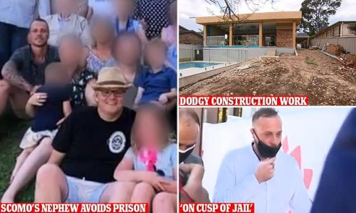 ScoMo's nephew avoids jail for ripping off clients for 'cocaine habit'