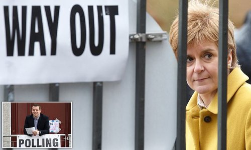 Sturgeon's SNP could miss out on Holyrood majority by one seat - polls