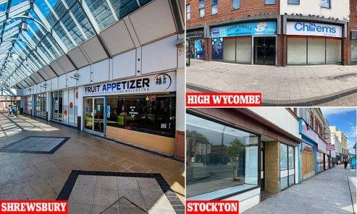 Price of Covid lockdown: Spectre of ghost shopping malls haunt Britain