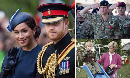 Prince Harry 'tells friends he can't believe how life has panned out'