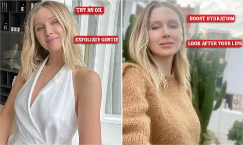 Celebrity facialist reveals how to look after your skin in winter