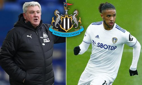 Newcastle are monitoring £10million-rated Leeds forward Tyler Roberts