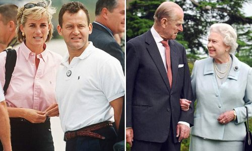 Princess Diana's former butler shares details about Prince Philip