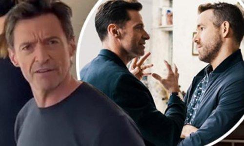 Hugh Jackman wishes Ryan Reynolds happy birthday amid faux feud