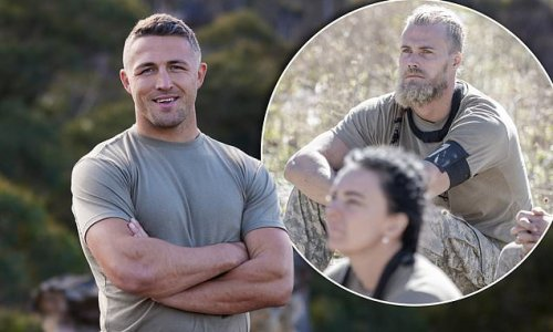 SAS Australia: Stars furious over Sam Burgess' 'redemption story' edit