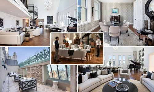 NYC luxury condo featured in HBO's Succession hits market for $23.3m