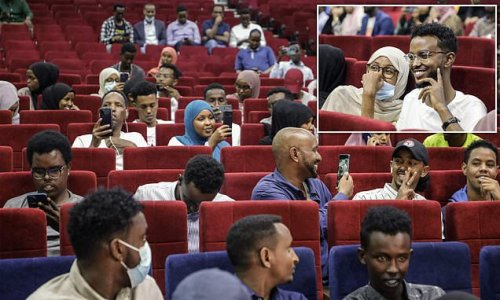 Somalia holds its first film screening in 30 years
