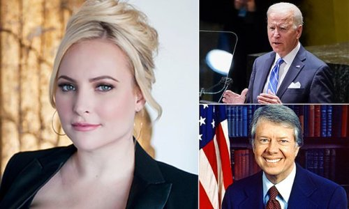 MEGHAN McCAIN: Biden is shaping up to be worse president than Carter
