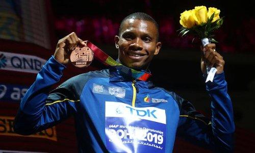 Ecuadorian sprinter and bronze medallist Alex Quinonez 'shot dead'