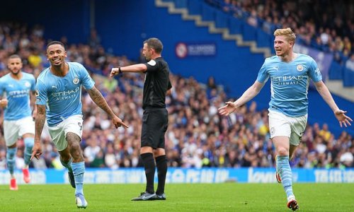 Man City 'played like champions' in win at Chelsea, Ferdinand insists
