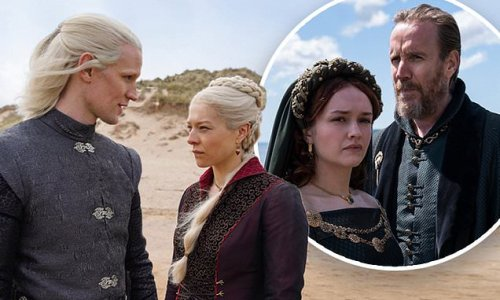 Game Of Thrones fans get first look at the House Of The Dragon prequel