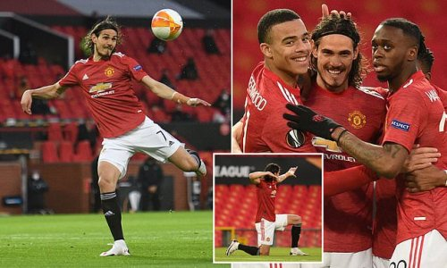Manchester United 2-0 Granada: Solskjaer's side make semi-finals
