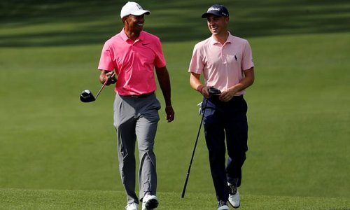 Tiger Woods' 'presence will be felt' at this week's Ryder Cup