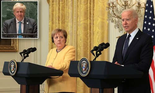 Biden wanted first call to be to Angela Merkel, but she blew him off