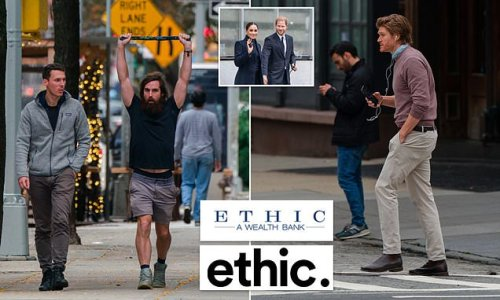Harry and Meghan-backed investment firm Ethic sued a company over name