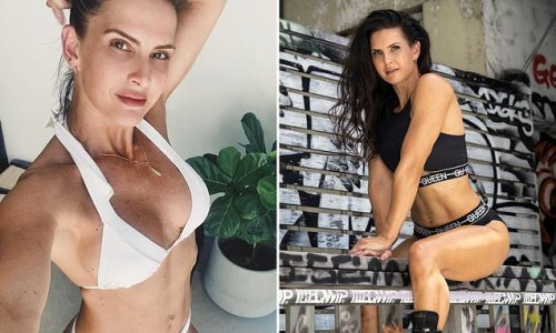 Glamorous 47-year-old pole dancer shares secrets to her eternal youth