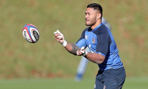 Tuilagi OUT of England squad for summer Tests against USA and Canada