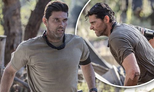 Mark Philliphoussis says there will be 'more crying' on SAS Australia